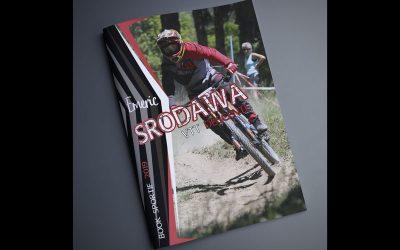 Brochure, magazine sportif