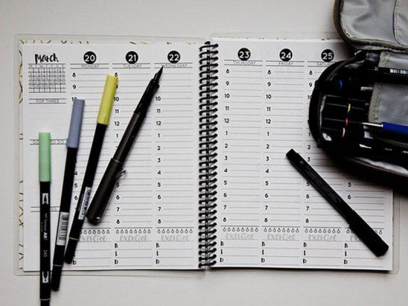 planner_planning_agenda : Rétroplanning des tâches pour une coordination efficace